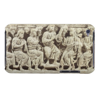 Christ seated and teaching surrounded by the Apost iPod Touch Case-Mate Case