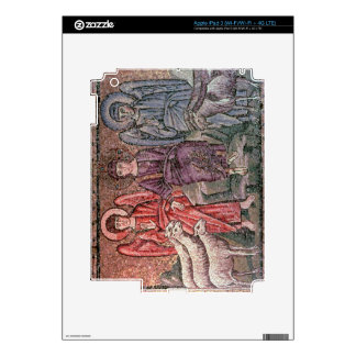 Christ Separates the Sheep from the Goats, 6th cen Skins For iPad 3
