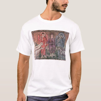 Christ Separates the Sheep from the Goats, 6th cen T-Shirt