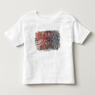 Christ Separates the Sheep from the Goats, 6th cen Toddler T-shirt