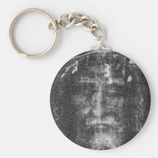 Christ - Shroud Of Turin Key Chains
