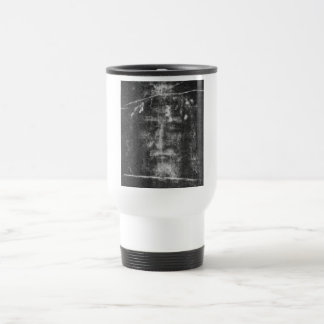 Christ - Shroud Of Turin 15 Oz Stainless Steel Travel Mug
