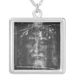 Christ - Shroud Of Turin Custom Necklace