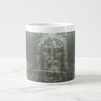 Christ - Shroud Of Turin 20 Oz Large Ceramic Coffee Mug