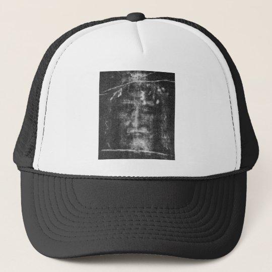 Christ - Shroud Of Turin Trucker Hat
