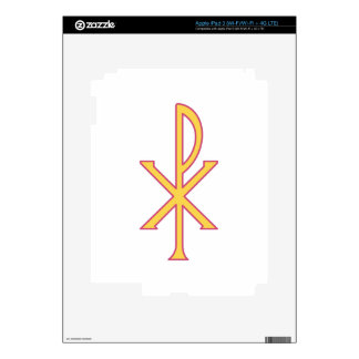 Christ Symbol iPad 3 Skin