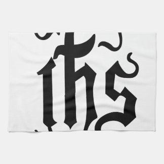 Christ Symbol Kitchen Towel