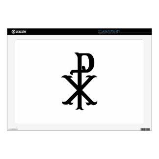 Christ Symbol PX Skins For Laptops