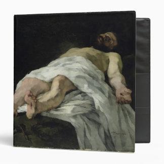 Christ taken down from the Cross, 1874 Binder