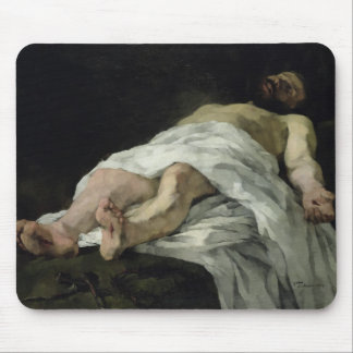 Christ taken down from the Cross, 1874 Mouse Pad