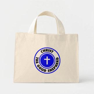 Christ the Good Shepherd Tote Bags