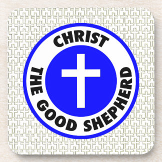 Christ the Good Shepherd Beverage Coaster