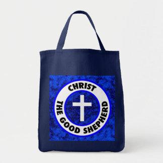 Christ the Good Shepherd Canvas Bag