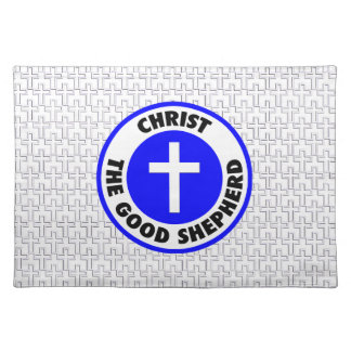 Christ the Good Shepherd Cloth Placemat