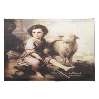 Christ The Good Shepherd Placemat