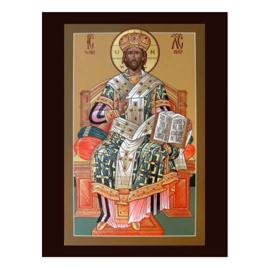 Christ the High Priest Prayer Card