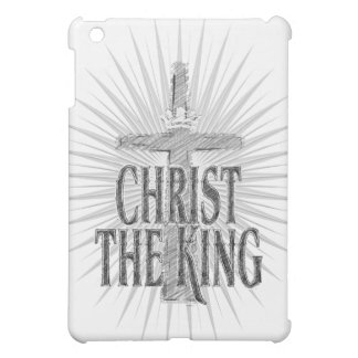 Christ the King-2 Cover For The iPad Mini