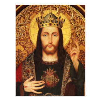 Christ the King Postcards