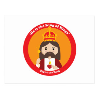 Christ the King Postcard