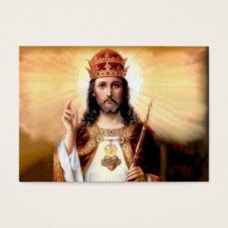 Christ the King Prayer Card