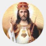 Christ the King Sticker