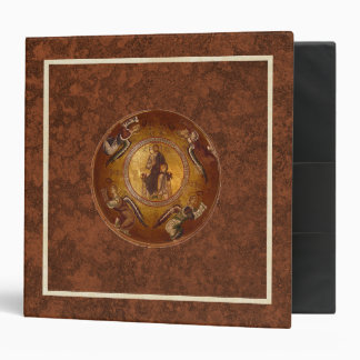 Christ the Pantakrator Christian Icon Binder