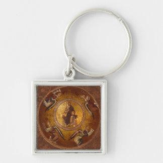 Christ the Pantakrator Christian Icon Keychain