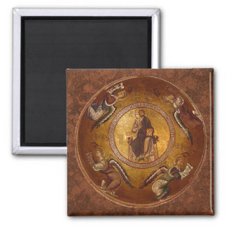 Christ the Pantakrator Christian Icon Magnet