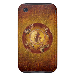 Christ the Pantokrator Christian Iconography iPhone 3 Tough Covers