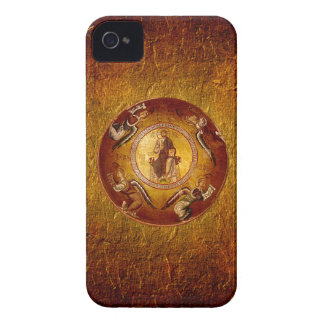 Christ the Pantokrator Christian Iconography iPhone 4 Case-Mate Cases