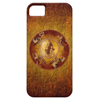 Christ the Pantokrator Christian Iconography iPhone 5 Case