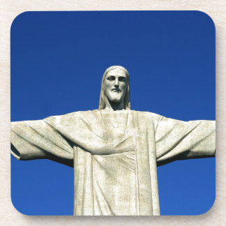 Christ The Redeemer Brazil Coaster