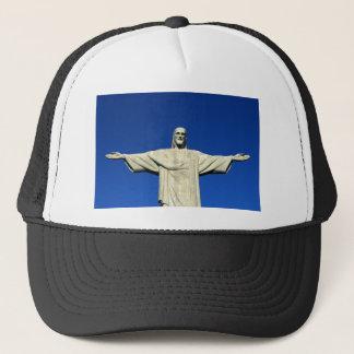 Christ The Redeemer Brazil Trucker Hat