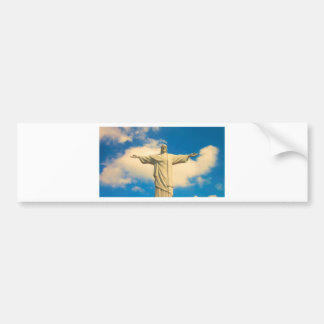 Christ the Redeemer Bumper Sticker