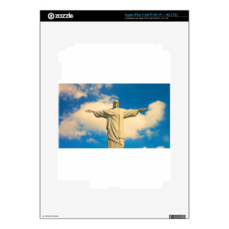 Christ the Redeemer Decals For iPad 3