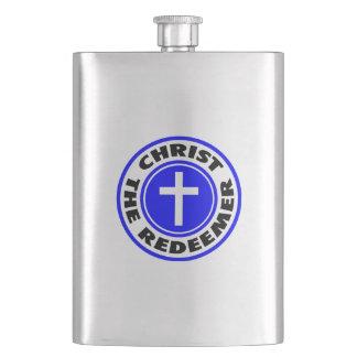 Christ the Redeemer Flask