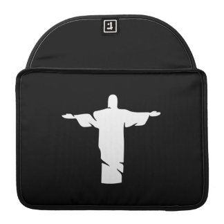 Christ the Redeemer Pictogram MacBook Pro Sleeve