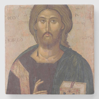 Christ the Redeemer, Source of Life, c.1393-94 Stone Coaster