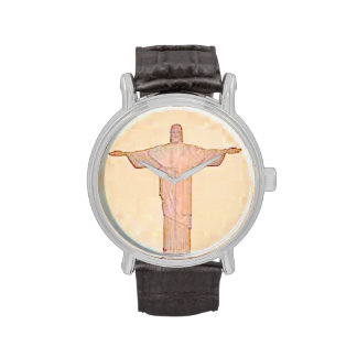 Christ the Redeemer time Watch
