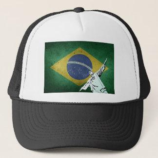 Christ the Redeemer Trucker Hat