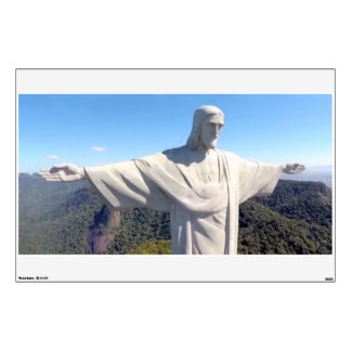 Christ the Redeemer Wall Decal