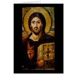 Christ the Savior Card