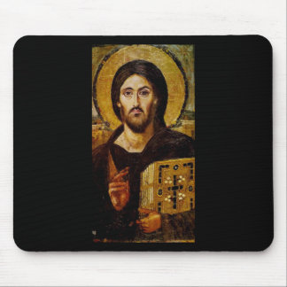 Christ the Savior Mouse Pad