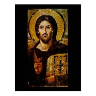 Christ the Savior Postcard