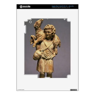 Christ the Shepherd (ivory) Decal For iPad 3