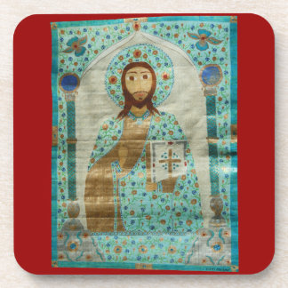 Christ the Teacher Coaster