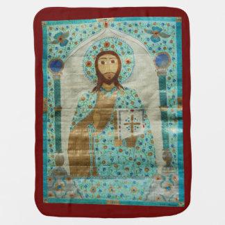 Christ the Teacher Receiving Blanket