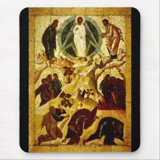 Christ Transfiguration Mouse Pad