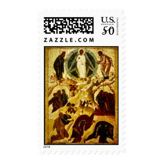 Christ Transfiguration Postage