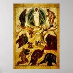Christ Transfiguration Posters